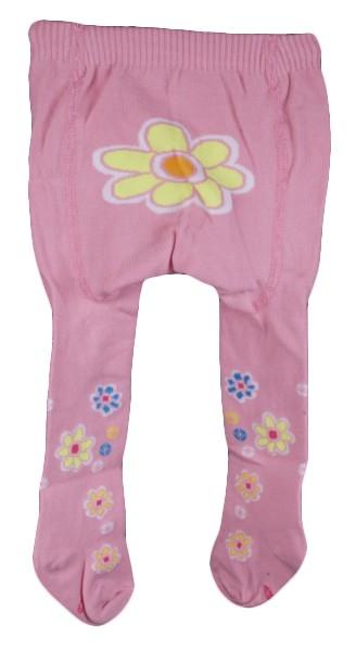 "Baby Strumfphose ""Blume"" Babystrumpfhosen"