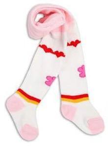 "Baby Strumpfhose ""Blume Pink"" Babystrumpfhosen"