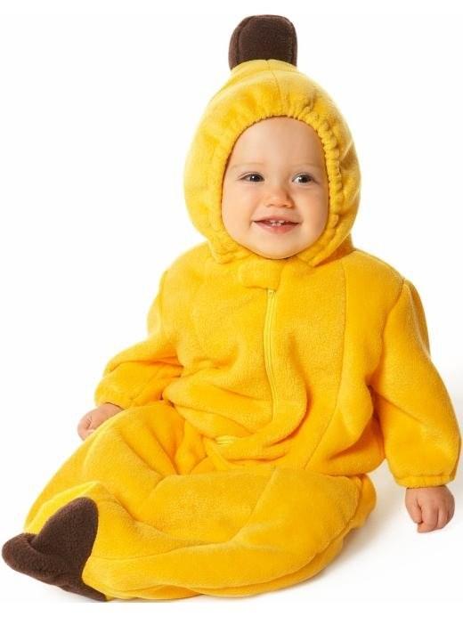 """Baby Schlafsack """"Banane"""" Babyschlafsack"""