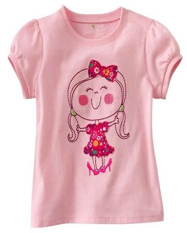 "Baby Shirt Mädchen ""Lady"" pink   Baby Sweatshirt   Tshirt"
